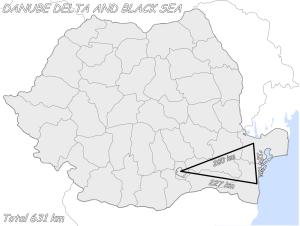 DANUBE DELTA AND BLACK SEA